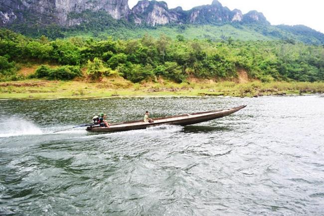 Thác Tam Lu, địa điểm du lịch nổi tiếng Quảng Bình